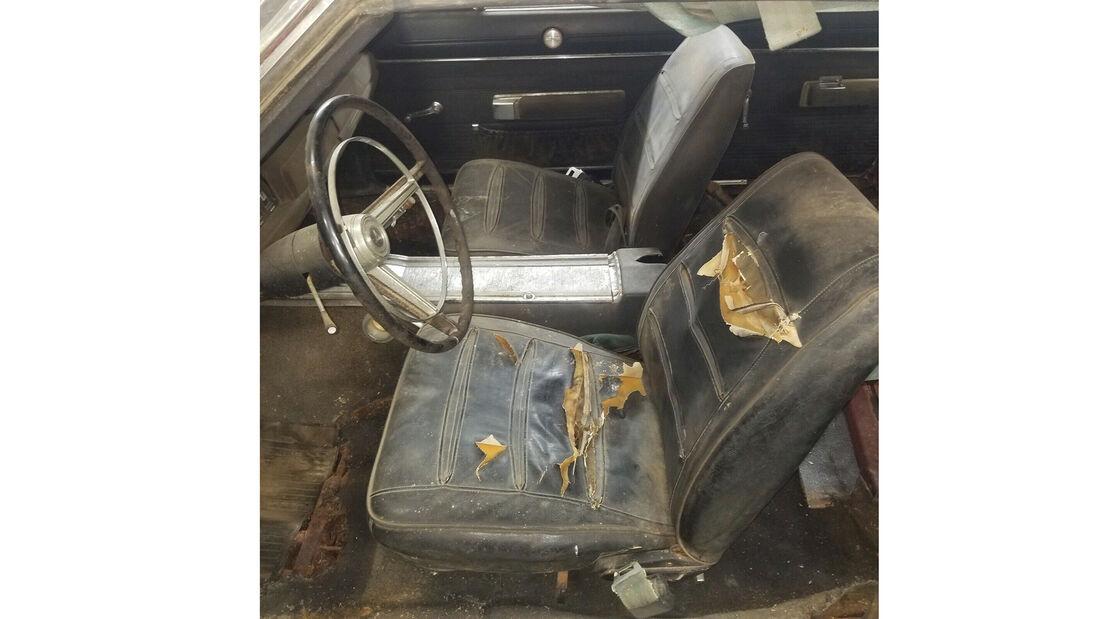 Dodge Charger Scheunenfund