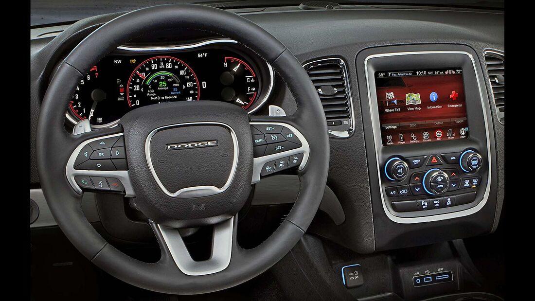 Dodge Durango 2014 Premiere New York
