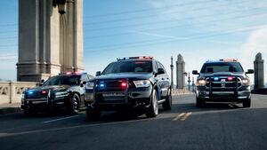 Dodge Durango und Dodge Charger Polizeifahrzeuge 2021