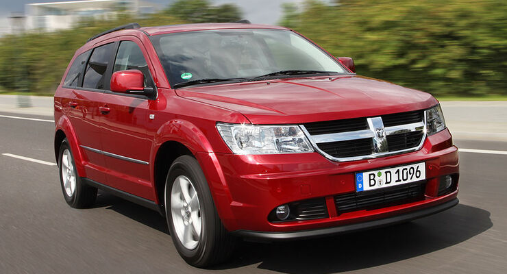 Dodge Journey Cool Family