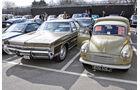 Dodge Monaco, Morris Minor - Techno Classica 2011 - Privatmarkt