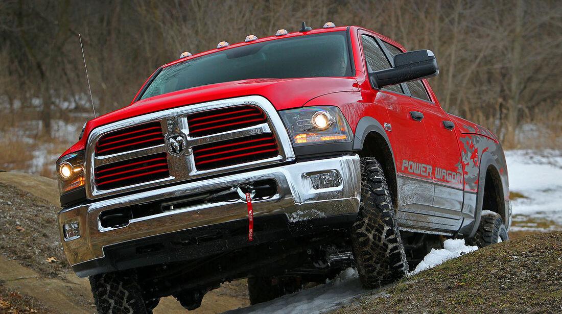 Dodge Power Wagon 2014
