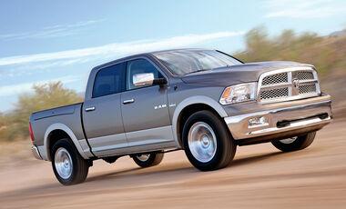 Dodge RAM 1500, Frontansicht