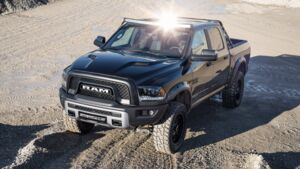 Dodge Ram 1500 Rebel by Geiger Cars