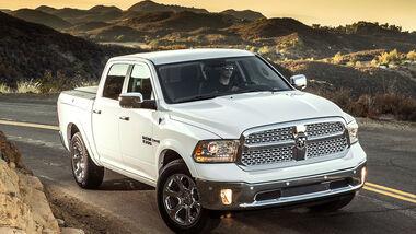 Dodge Ram USA 2013