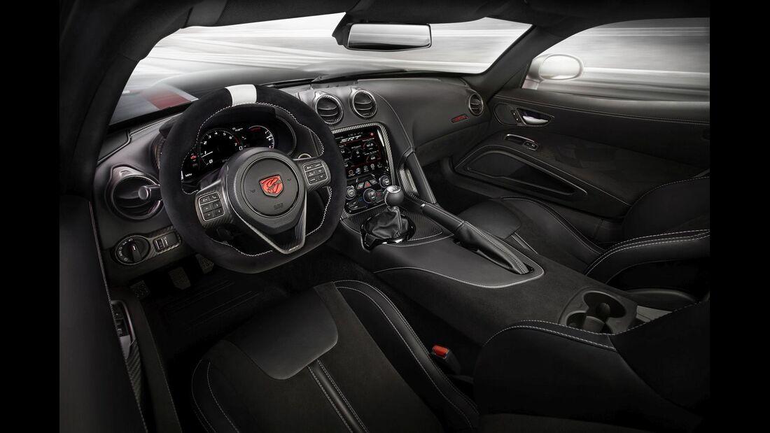 Dodge Viper ACR, 2016, V10