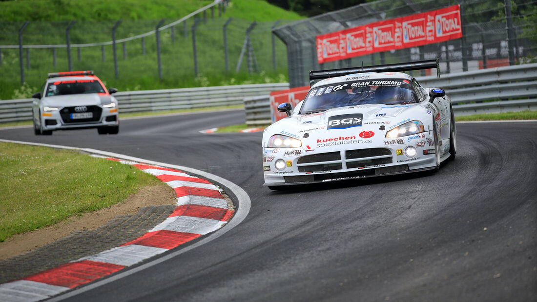 Dodge Viper CC GT3  - Startnummer 13 - 24h Rennen Nürburgring - Nürburgring-Nordschleife - 3. Juni 2021
