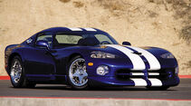 Dodge Viper GTS Coupe Concept Vehicle. 1994.