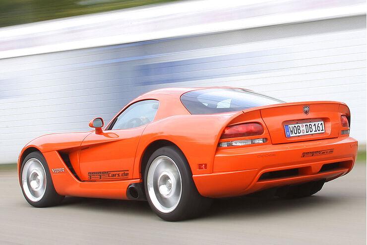 Dodge Viper SRT-10 Coupé