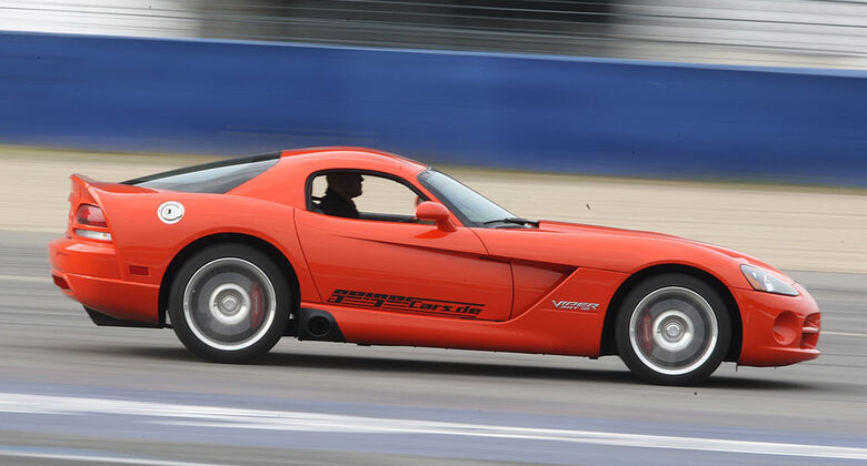 Dodge Viper SRT-10 Coupé