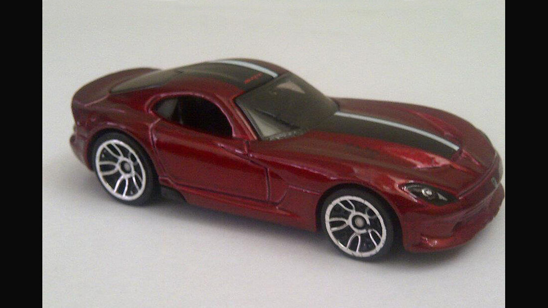 Dodge Viper SRT Hot Wheels