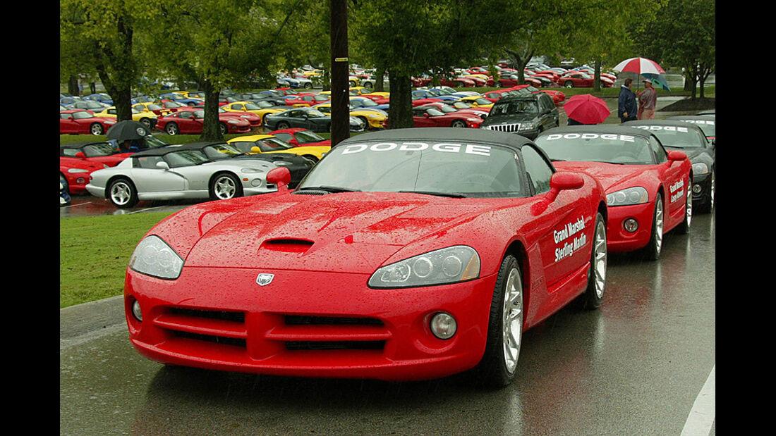 Dodge Viper SRT10 2002