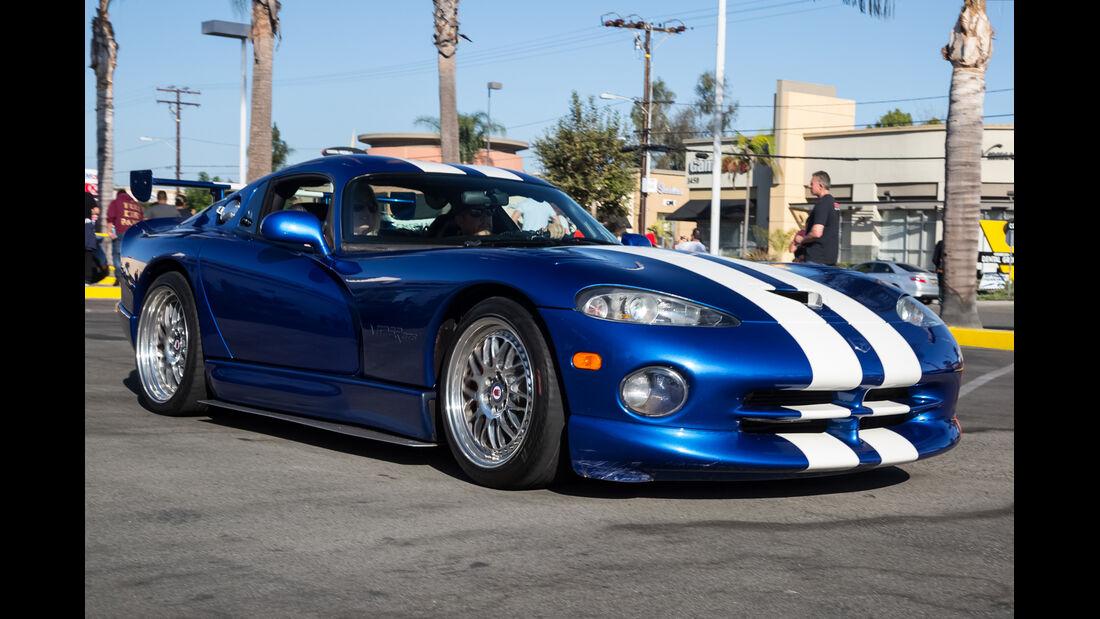 Dodge Viper - Supercar-Show - Newport Beach - Oktober 2016