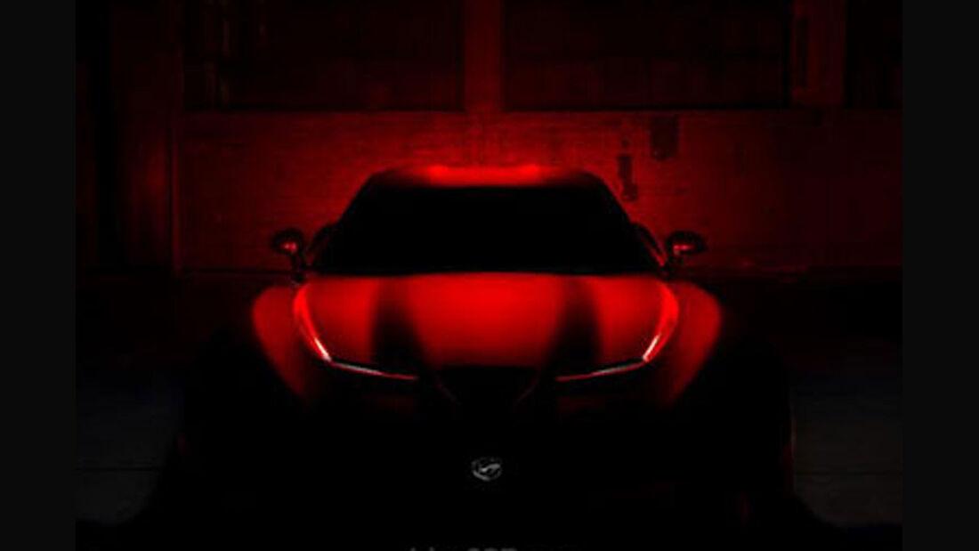 Dodge Viper Teaser