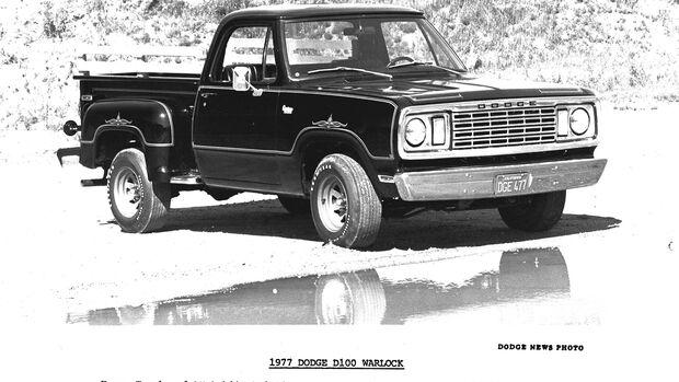Dodge Warlock (1977)