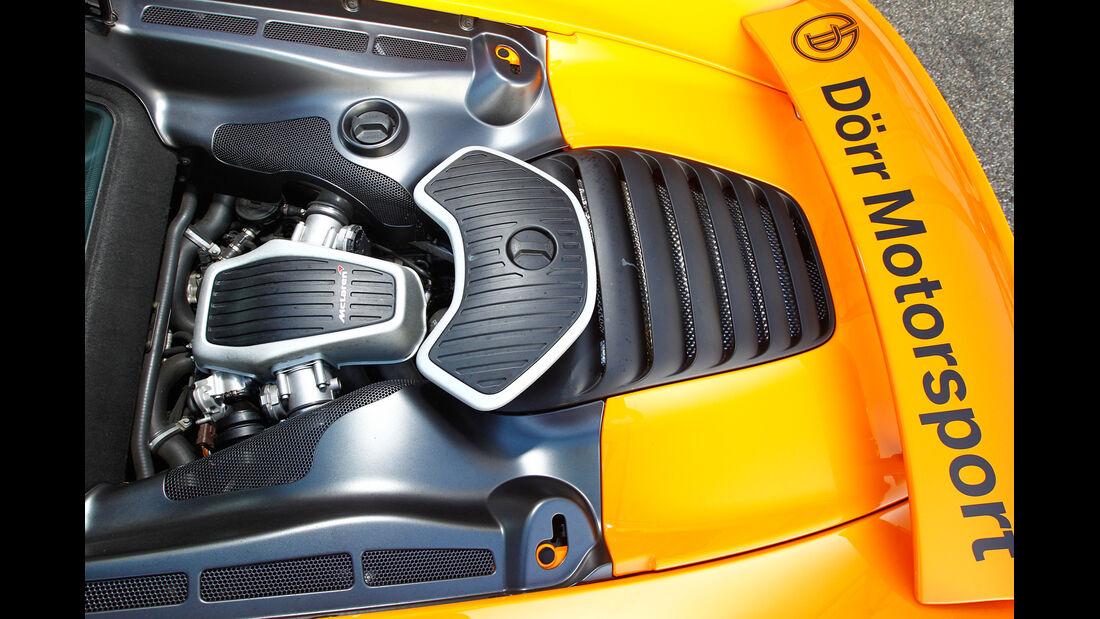 Dörr-McLaren MP4-12C Clubsport, Motor