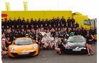 Dörr McLaren Übler 24h Nürburgring 2012
