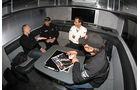 Dörr Motorsport Briefing Übler 24h Nürburgring 2012