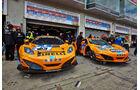 Dörr Motorsport - McLaren MP4-12C GT3 - 24h-Rennen Nürburgring 2014