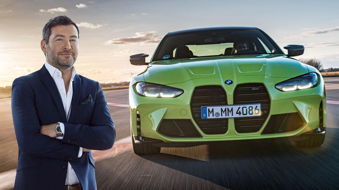 Domagoj Dukec BMW Niere Designer Chef Kernmarke 2021