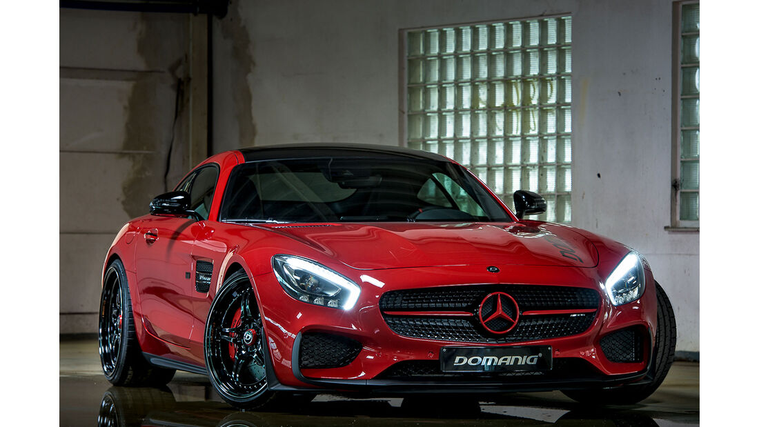 Domanig Mercedes AMG GT-S Edition1