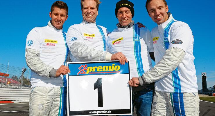 Dominik Brinkmann, Ulrich Andree, Andreas Lautner, Christian Krognes