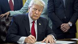 Donald Trump, Klimawandel