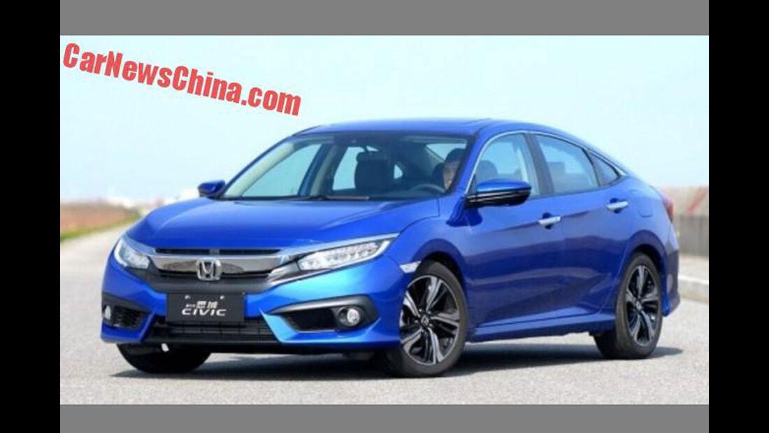 Dongfeng Honda Civic