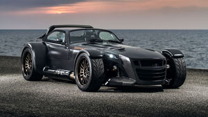Donkervoort D8 GTO Bare Naked Carbon Edition - Kleinserienhersteller