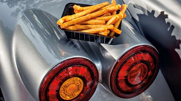 Donkervoort D8 GTO, Heckleuchten