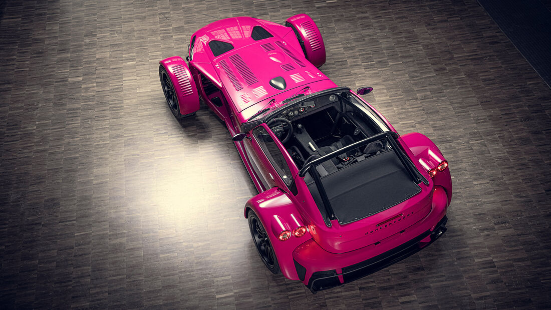 Donkervoort D8 GTO Individual Series