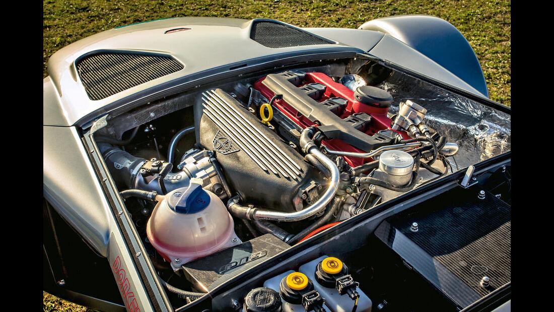 Donkervoort D8 GTO, Motor