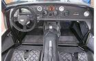 Donkervoort D8 GTO Performance, Cockpit