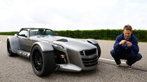 Donkervoort D8 GTO Performance, Frontansicht, Christian Gebhardt