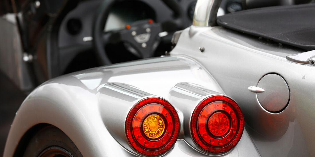 Donkervoort D8 GTO Performance, Heckleuchte