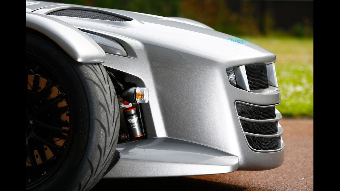 Donkervoort D8 GTO Performance, Kühlergrill