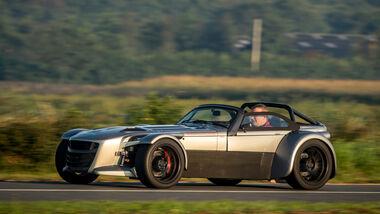 Donkervoort D8 GTO, Seitenansicht