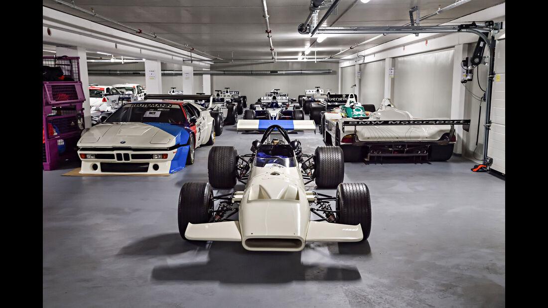 Dornier BMW F269 - Baujahr 1969 - Formel 2 - Rennwagen - BMW Depot