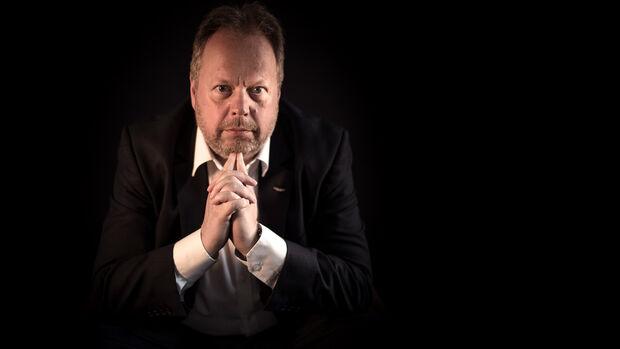 Dr Andy Palmer Aston Martin CEO