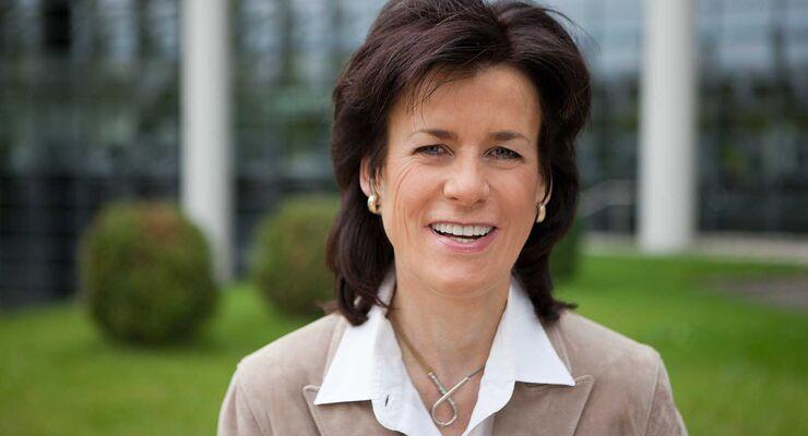 Dr. Annette Winkler, CEO von smart