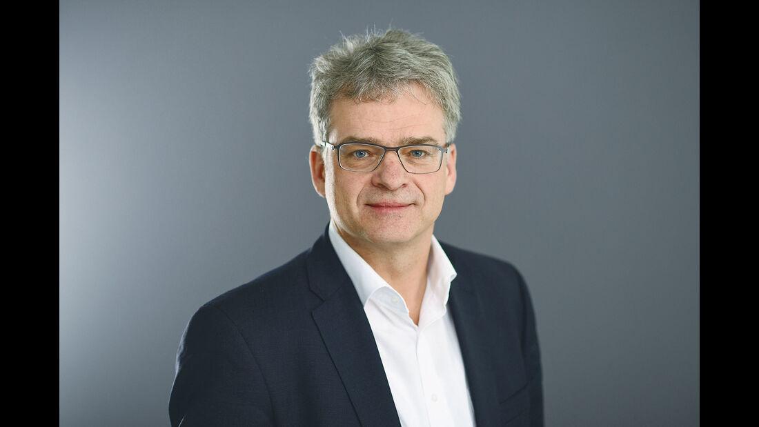 Dr. Dirk Walliser (Leiter zentrale Forschung und Entwicklung // ZF)