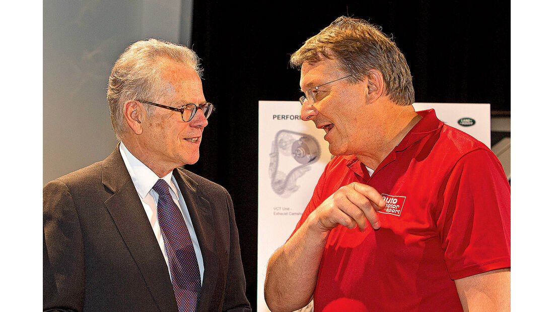 Dr. Wolfgang Ziebart, Michael Harnischfeger