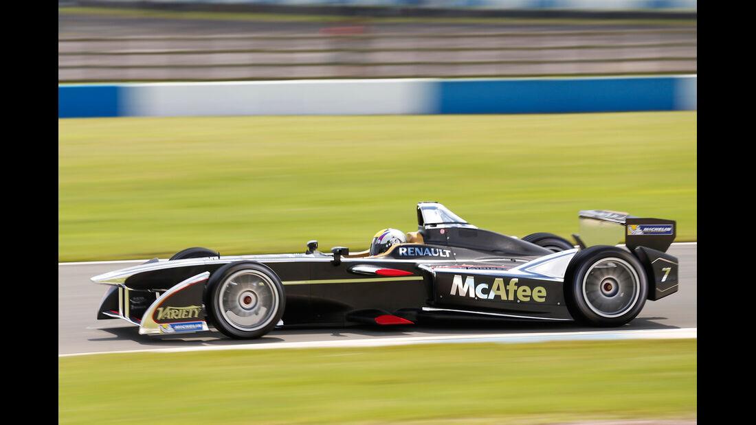 Dragon Racing - Formel E 2014