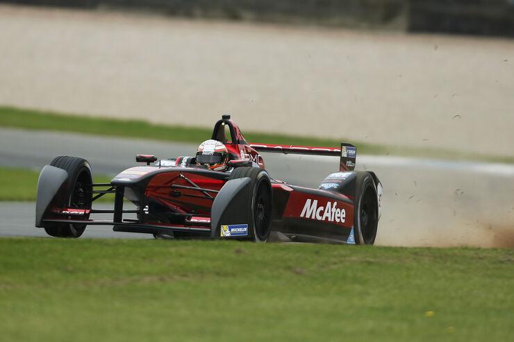 Dragon Racing - Formel E 2015