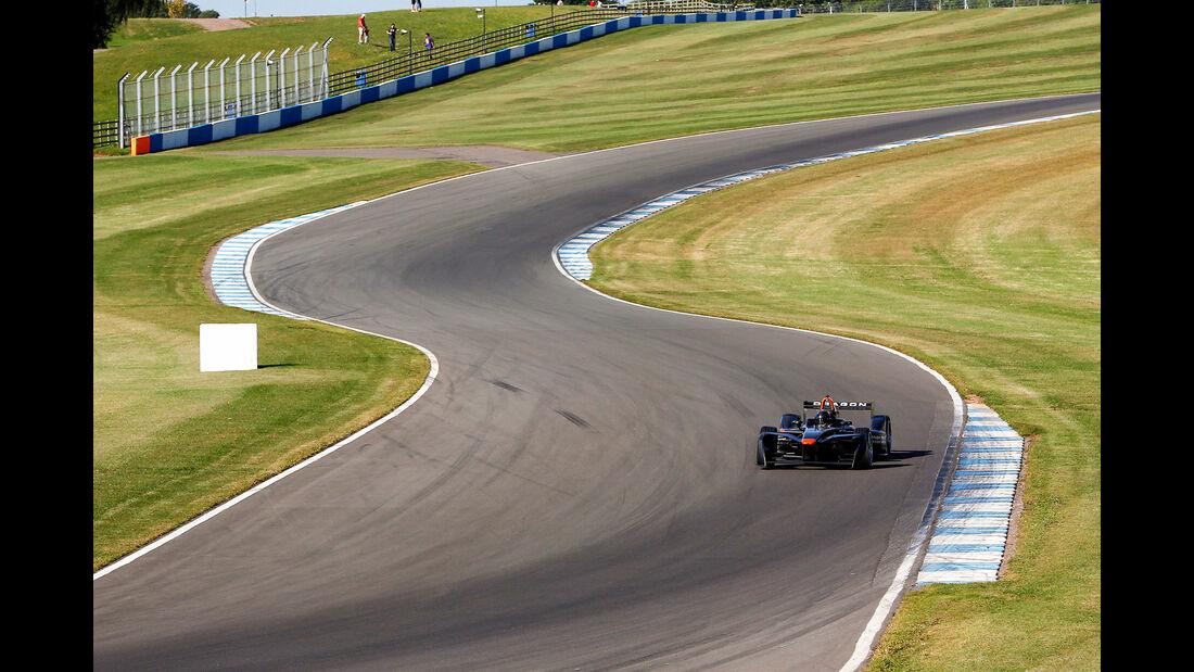 Dragon Racing - Formel E Test - Donington - 2016