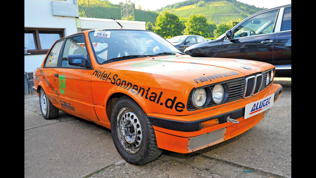 Dreier-BMW, Frontansicht