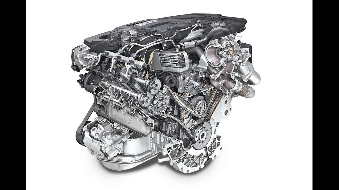 Dreiliter-V6-Diesel