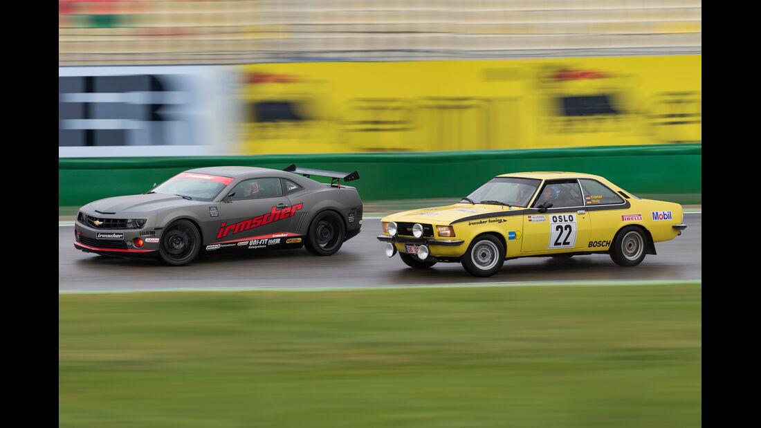 Drift-Autos, Irmscher, Opel Commodore B GS/E, Chevrolet Camaro SS