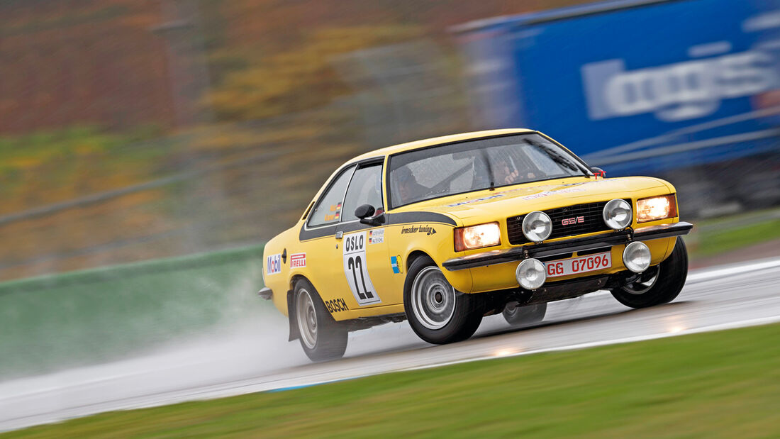 Drift-Autos, Irmscher, Opel Commodore B GS/E, Frontansicht