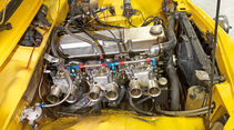 Drift-Autos, Irmscher, Opel Commodore B GS/E, Motor